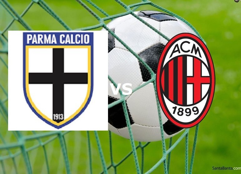 Parma Milan streaming live gratis. Dove