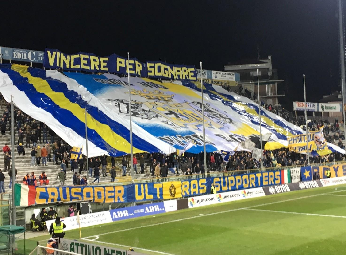 Parma Napoli streaming gratis live per v