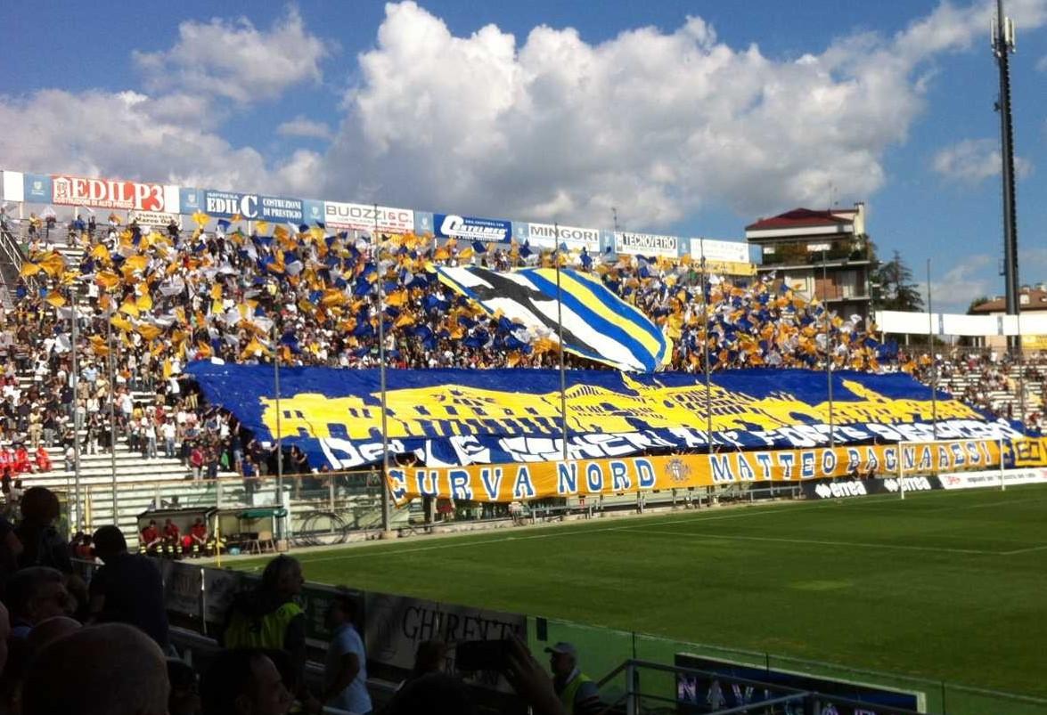 Parma Roma streaming gratis live non su