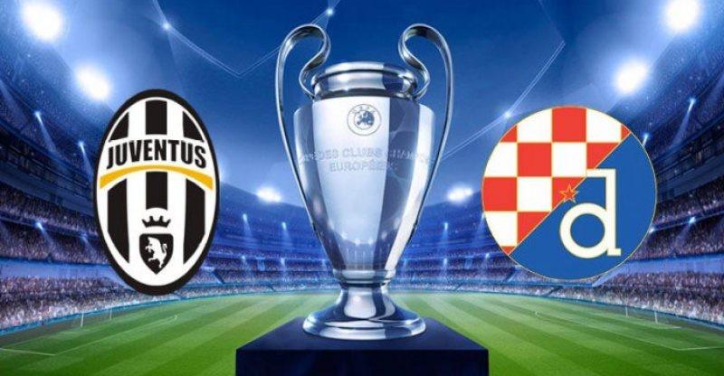 Partite streaming Juventus Dinamo Zagabr