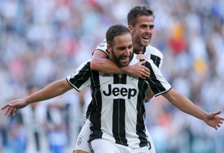 Partite streaming Juventus Siviglia Roja