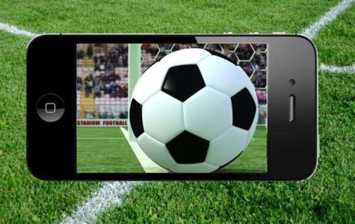 Partite streaming su siti web, link migl