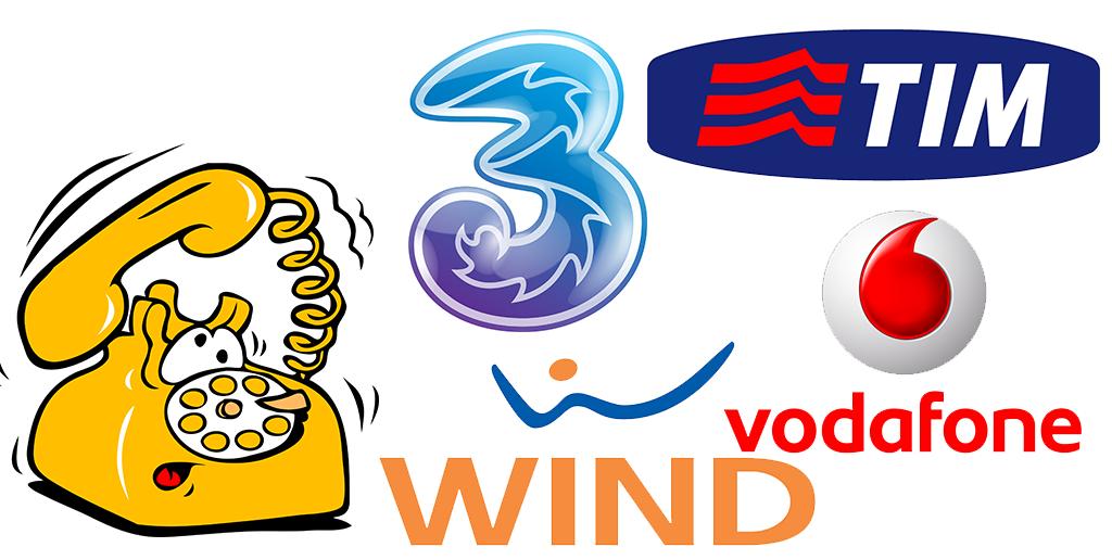 Cambiare operatore: offerte Tim, Vodafone, Tre, Wind. In attesa Vei ...