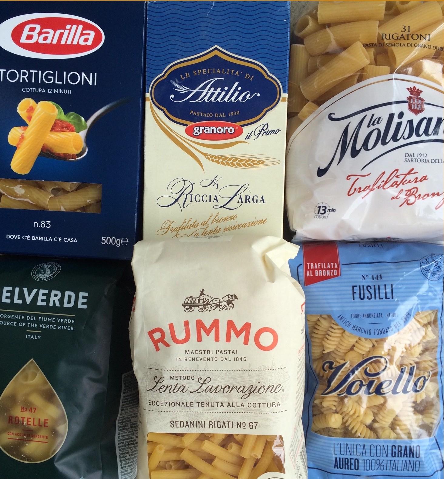 Pasta, etichetta origine nuova in arrivo