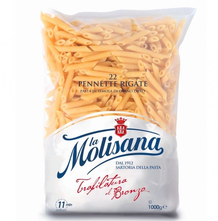Pasta italiana pericolosa per la salute