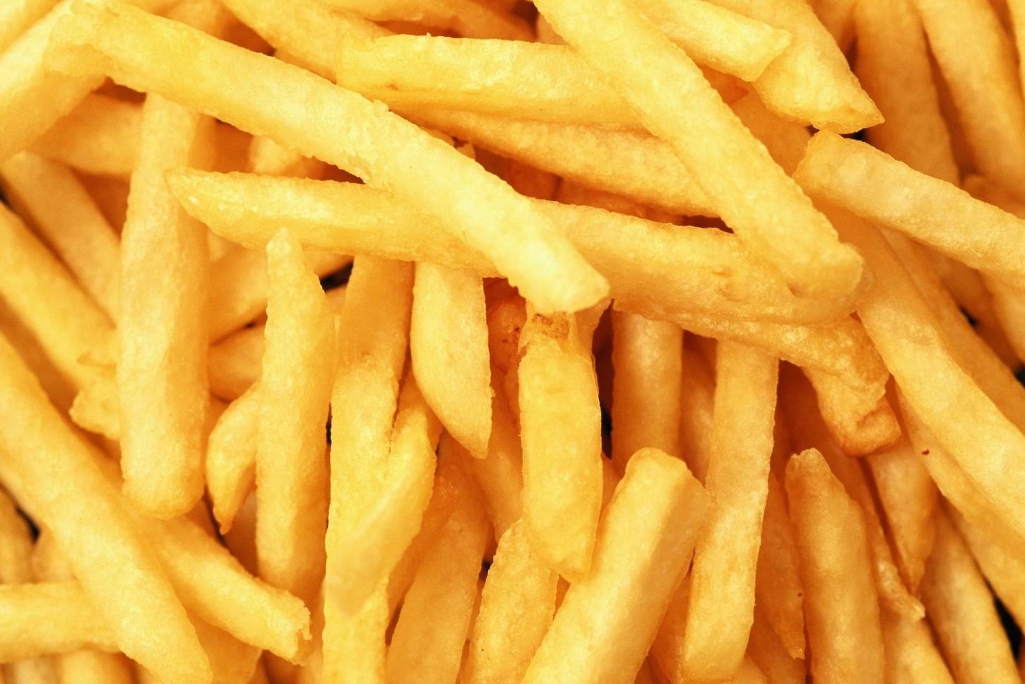 Patatine fritte, nuovo studio rivela che