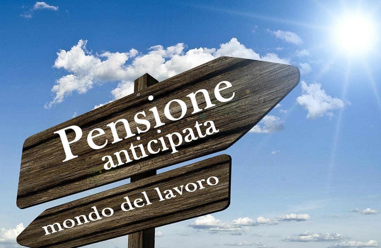 Pensione anticipata, prestito pensionist