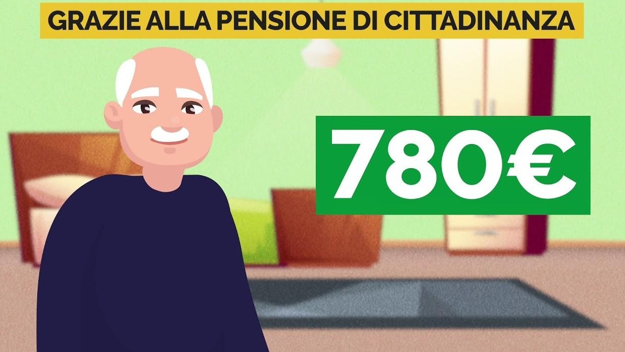 Pensioni di cittadinanza, da oggi comuni