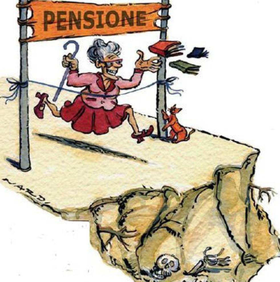 Pensioni novit� Ape Volontaria, Quota 41