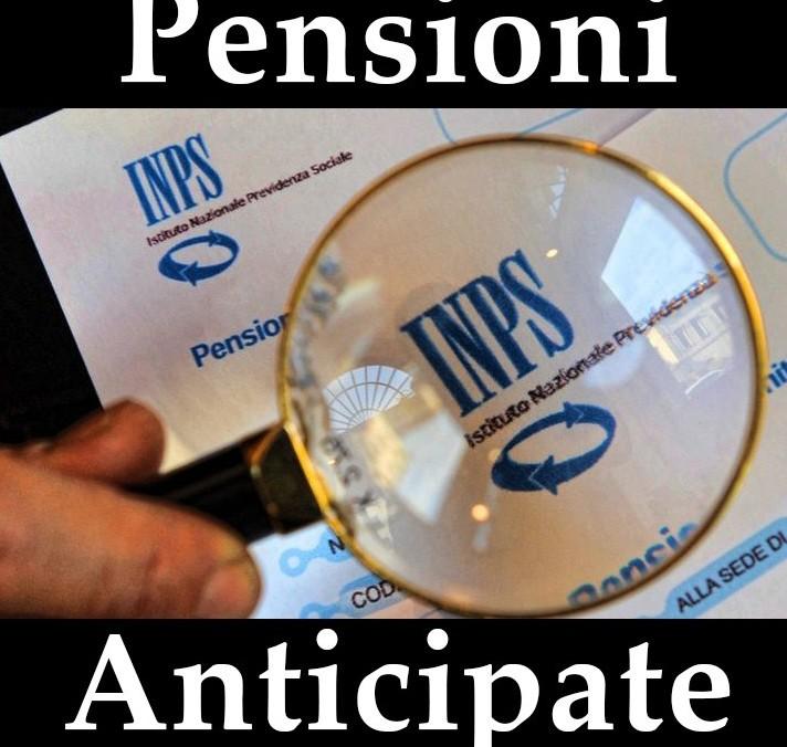 Pensioni, novità da INPS prime risposte