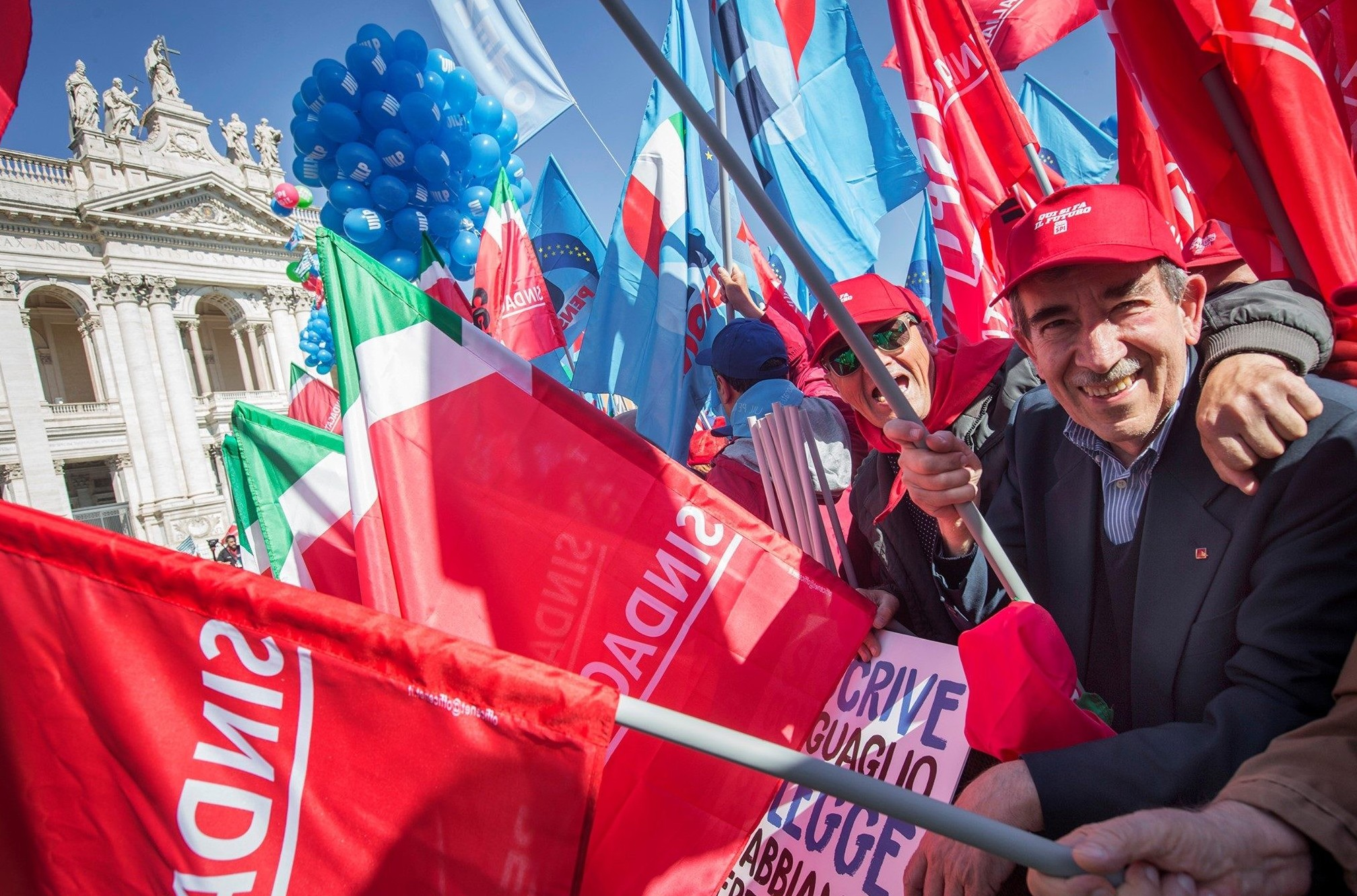 Pensioni, sciopero generale dei sindacat