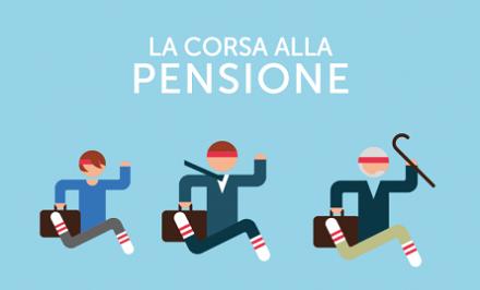 6084b82112 Pensioni novità piano ufficiale lanciato da forze sociali per ...