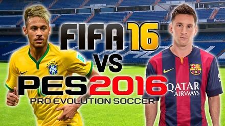 Fifa 16 e PES 2016: la sfida per il migl
