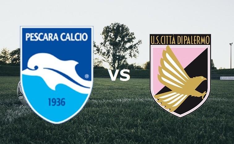 Pescara Palermo streaming