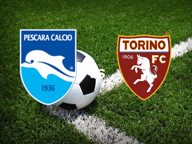 Pescara Torino streaming. Dove vedere