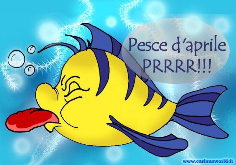 Pesce d 39 aprile 2019 scherzi come fare i pi divertenti for Disegni da colorare pesce d aprile