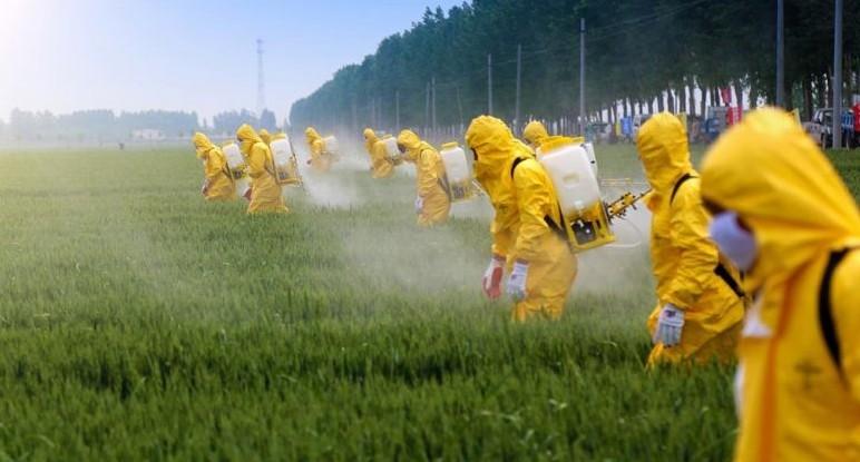 Pesticidi richiesta una revisione delle