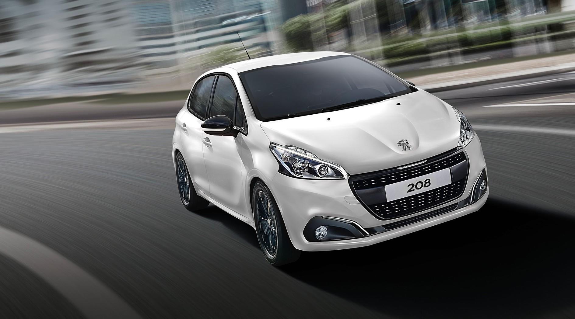 Peugeot 208 elettrica, benzina o diesel