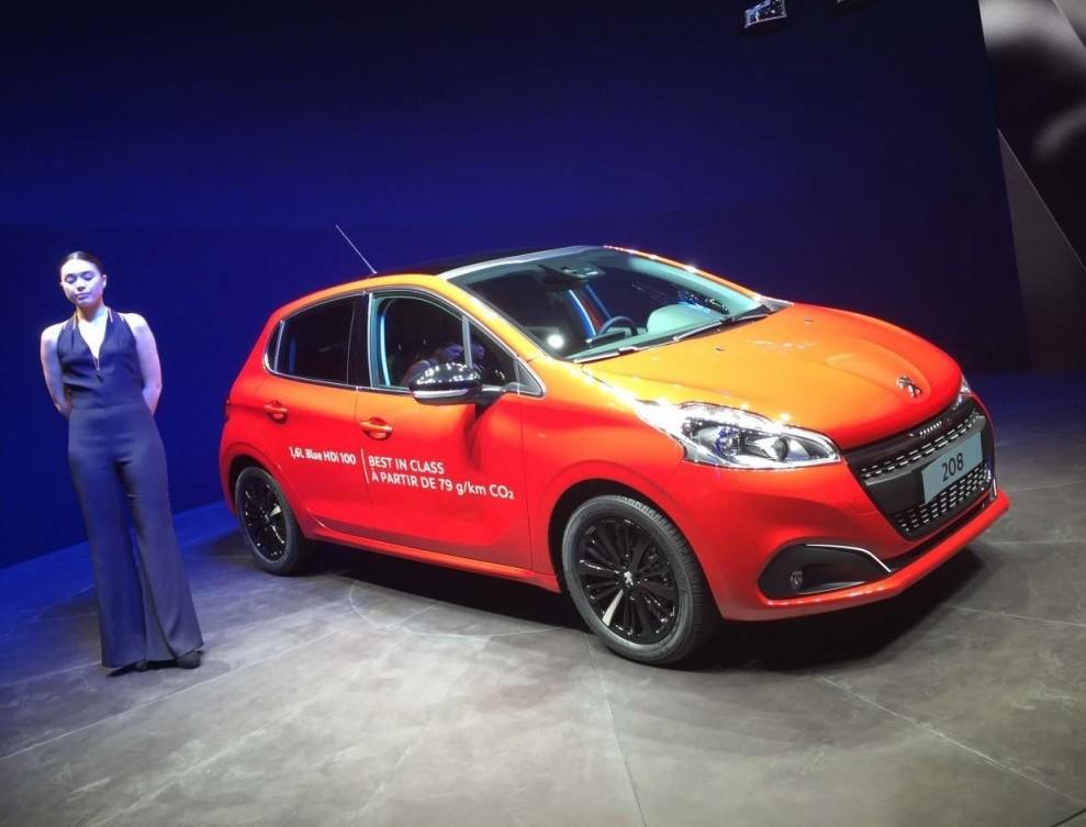 Peugeot 208, le differenze tra nuova qui