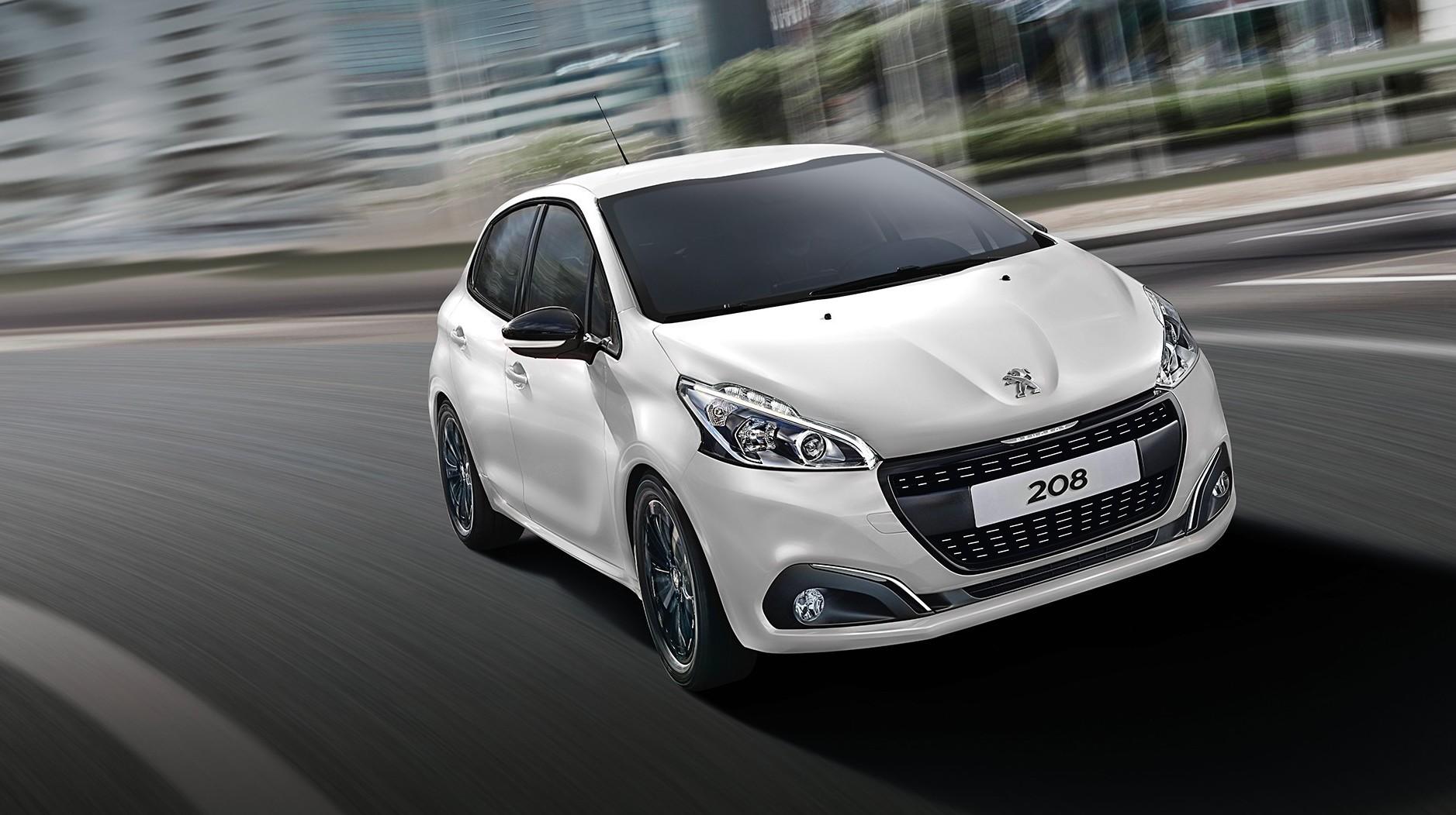 Peugeot 208 prova su strada e test drive