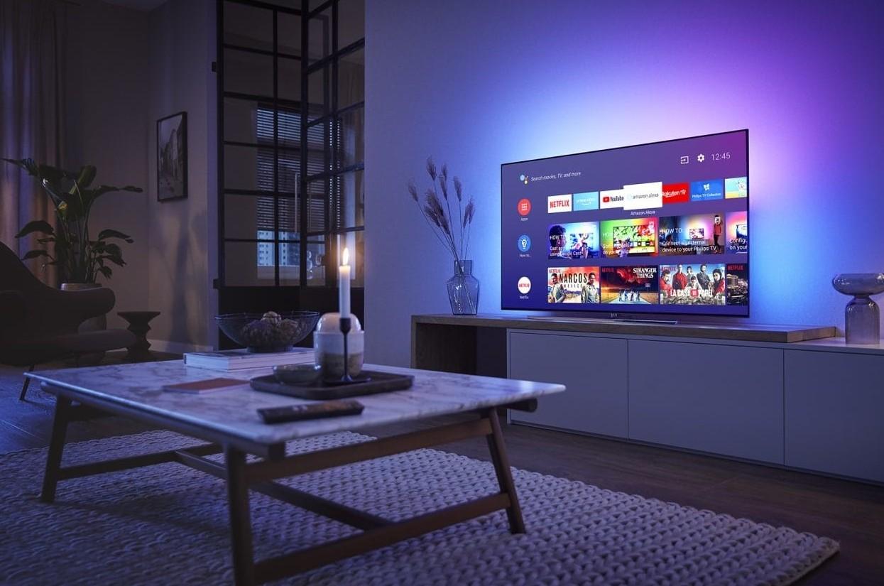 Philips Tv OLED Ultra HD, i modelli a ba