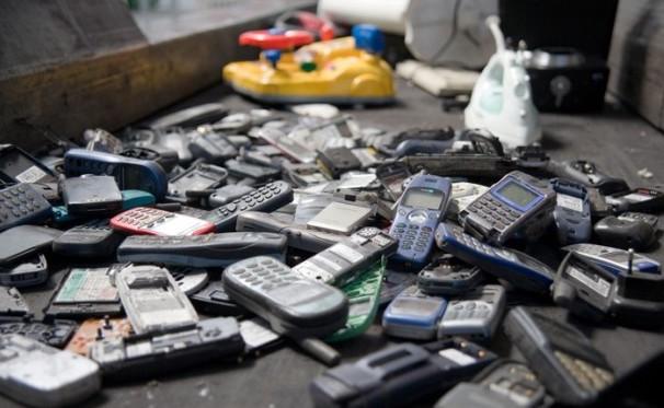 Rifiuti tecnologici, più riciclo in Ital