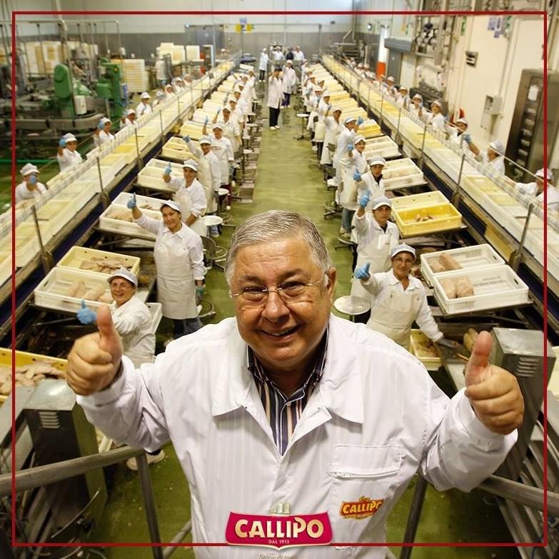 Pippo Callipo, continua la sua ascesa ed