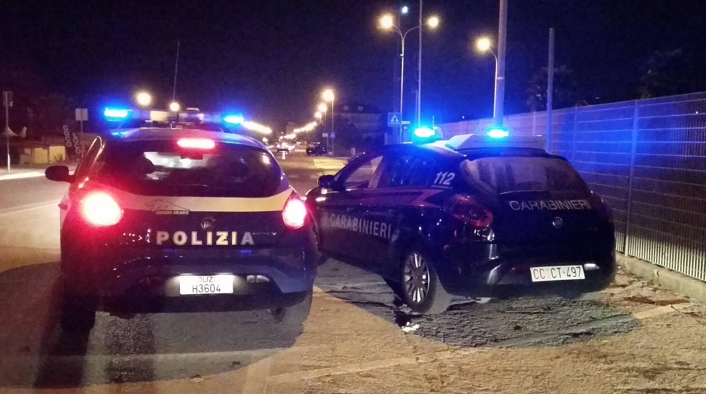 Polizia, Carabinieri, vigili del Fuoco,