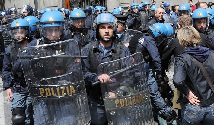 Forze dell'ordine, polizia: aumento stip