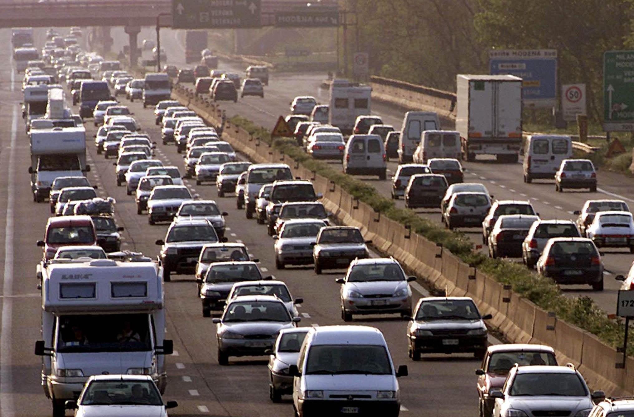 Possibilità di circolare con auto diesel