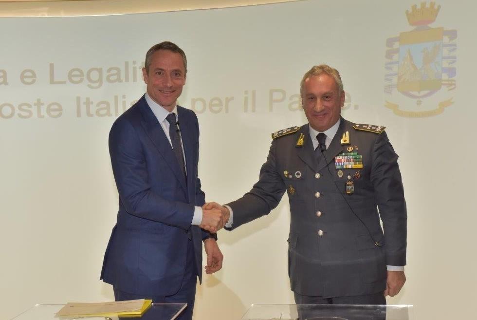 Poste Italiane accordo con Gdf per verif