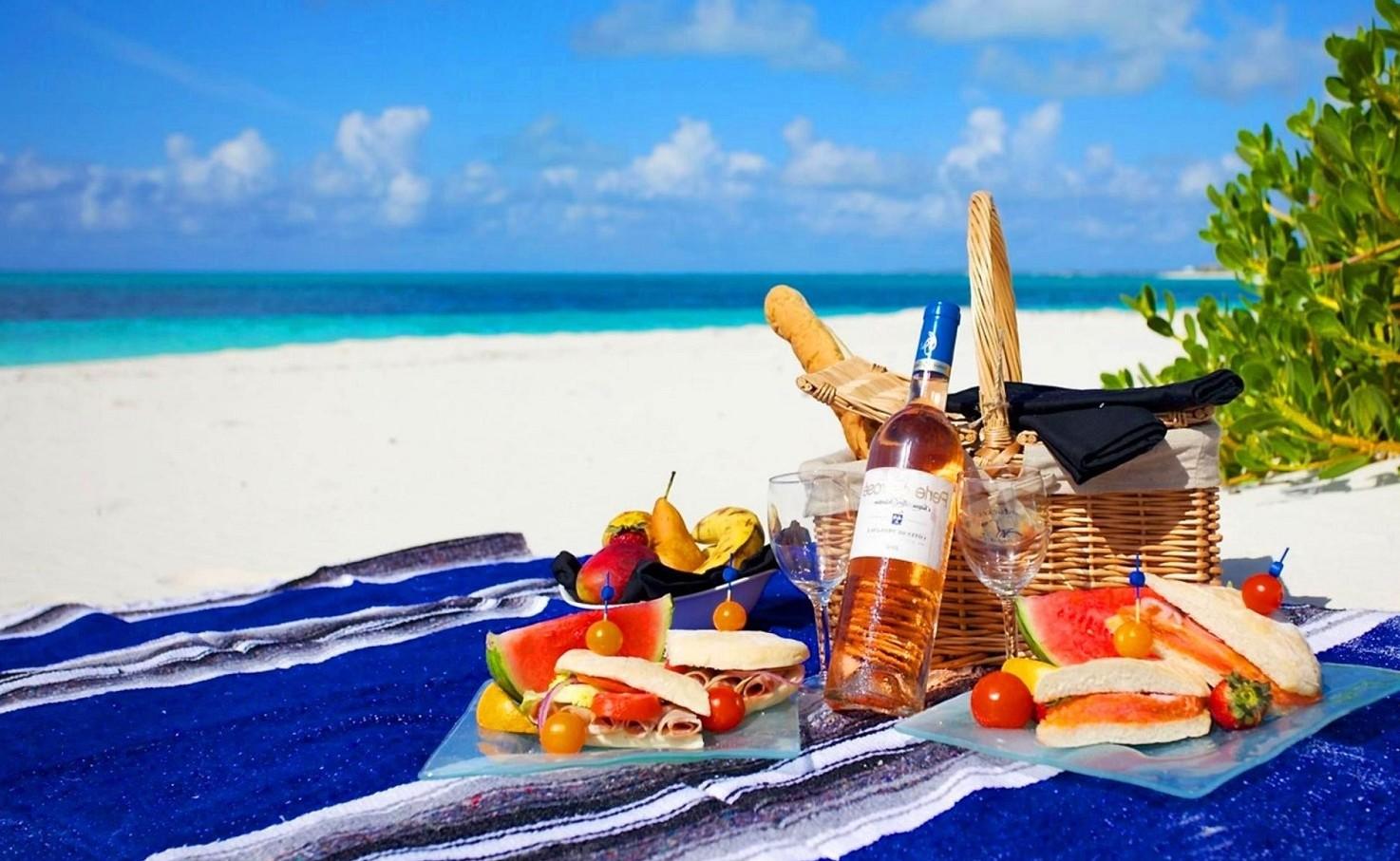 Pranzo in spiaggia, quali errori evitare