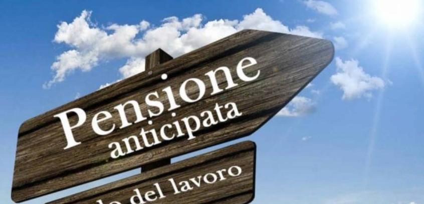 Pensione adeguata con pensione anticipat