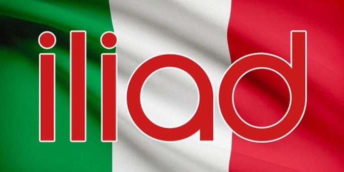 Store Iliad Italia a Roma Est centro com