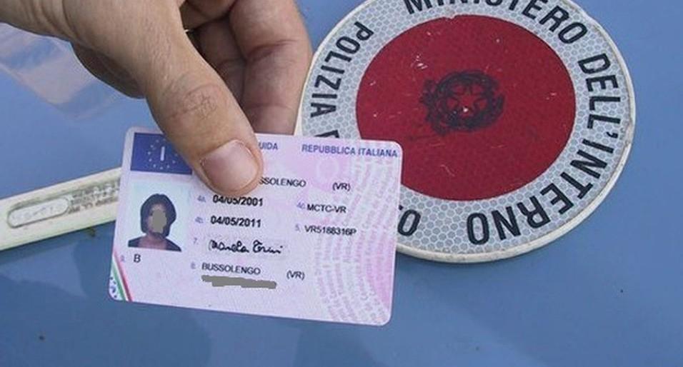 Perdere punti patente è possibile in div