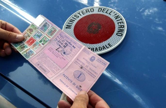 Punti patente 2019 regole in vigore e in