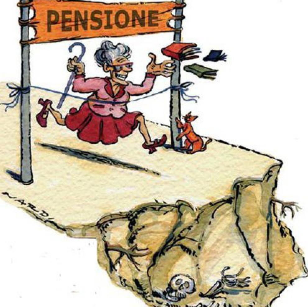 Pensioni quota 100, è già realtà per avv