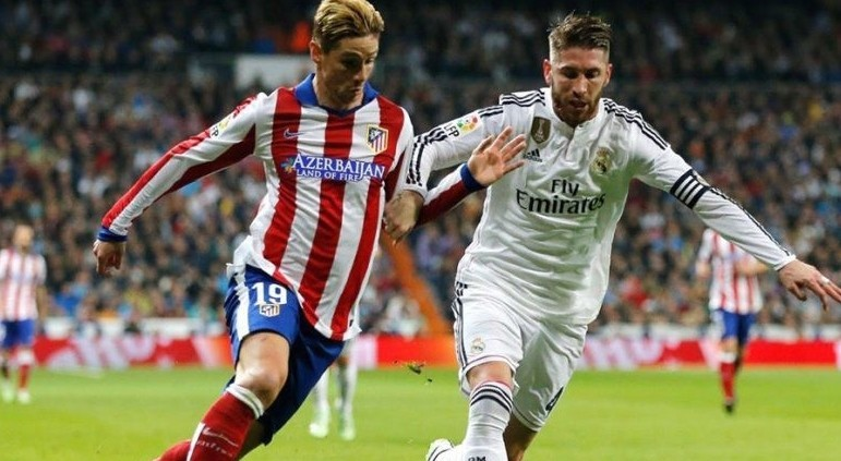 Real Madrid Atletico Madrid streaming su
