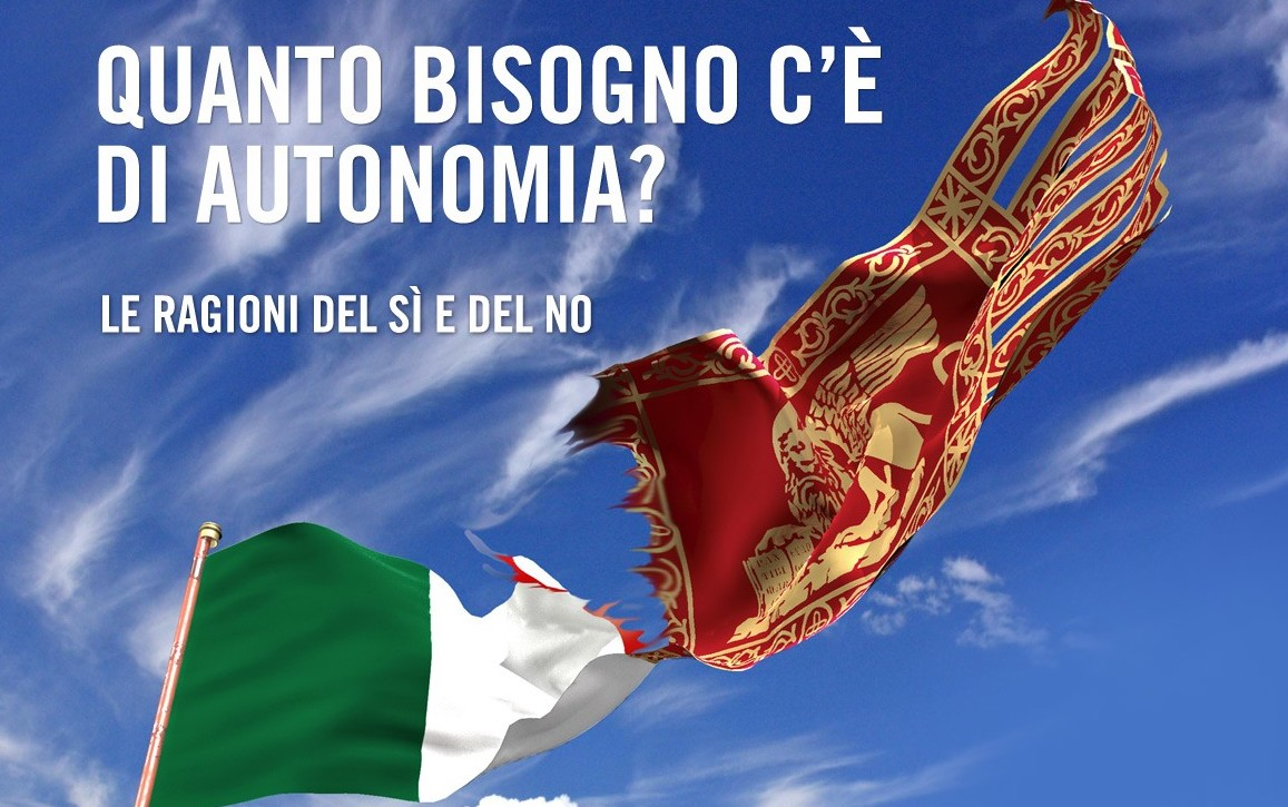 Referendum Autonomia Veneto: se vince il