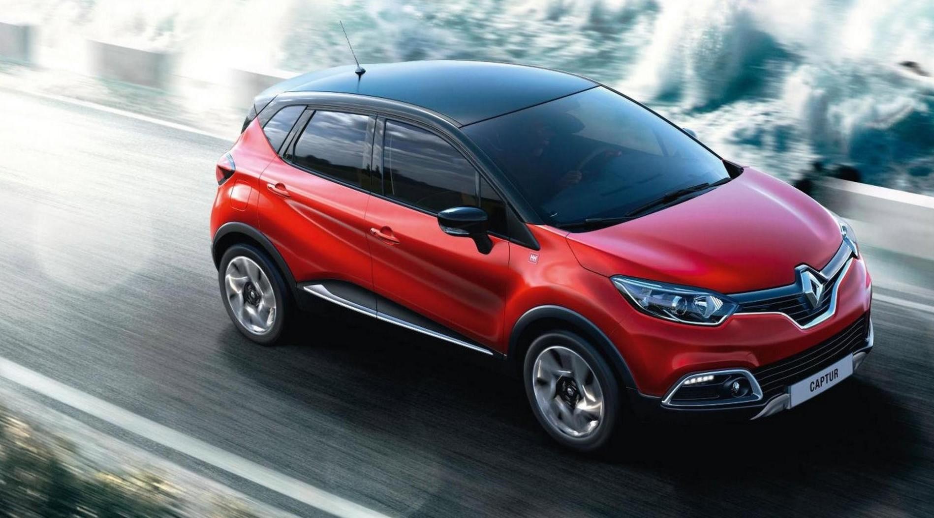 Renault Captur 2020 ibrida prezzi, motor