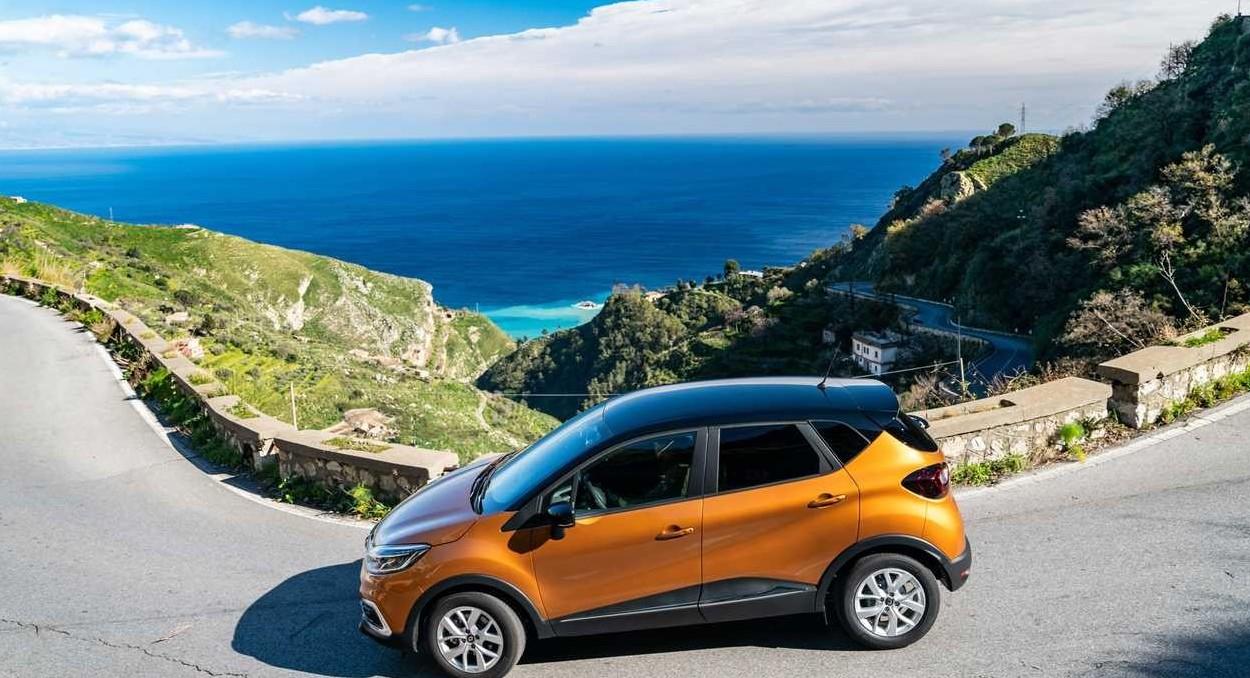 Renault Captur 2019 prezzi, modelli, dim