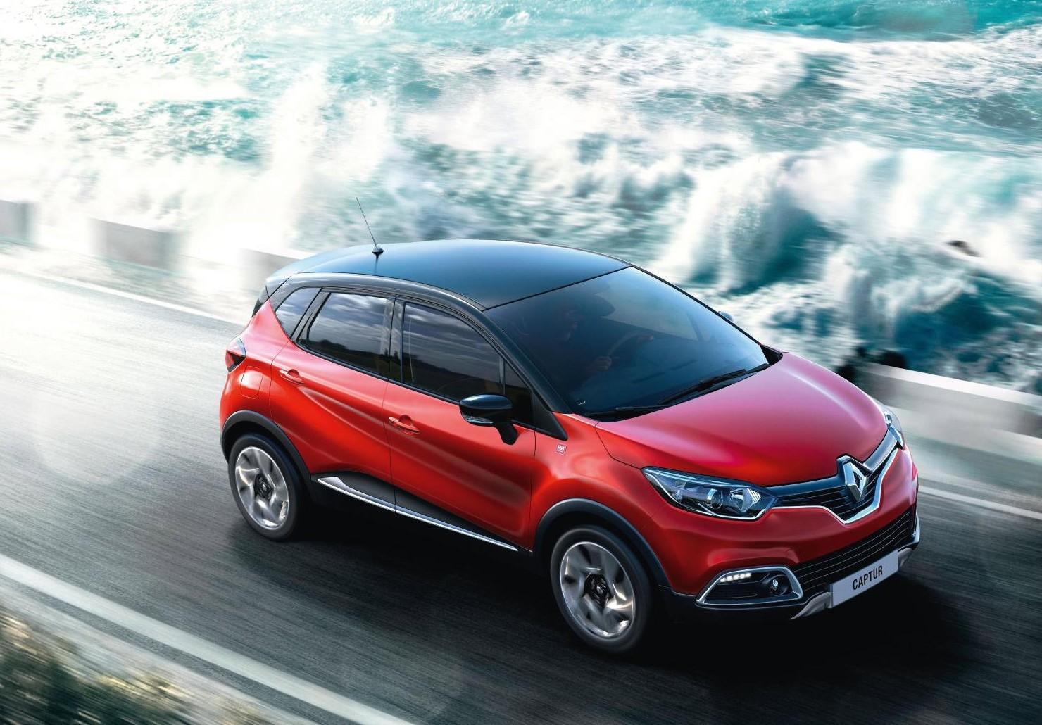 Renault Koleos 2019, Renault Captur 2019