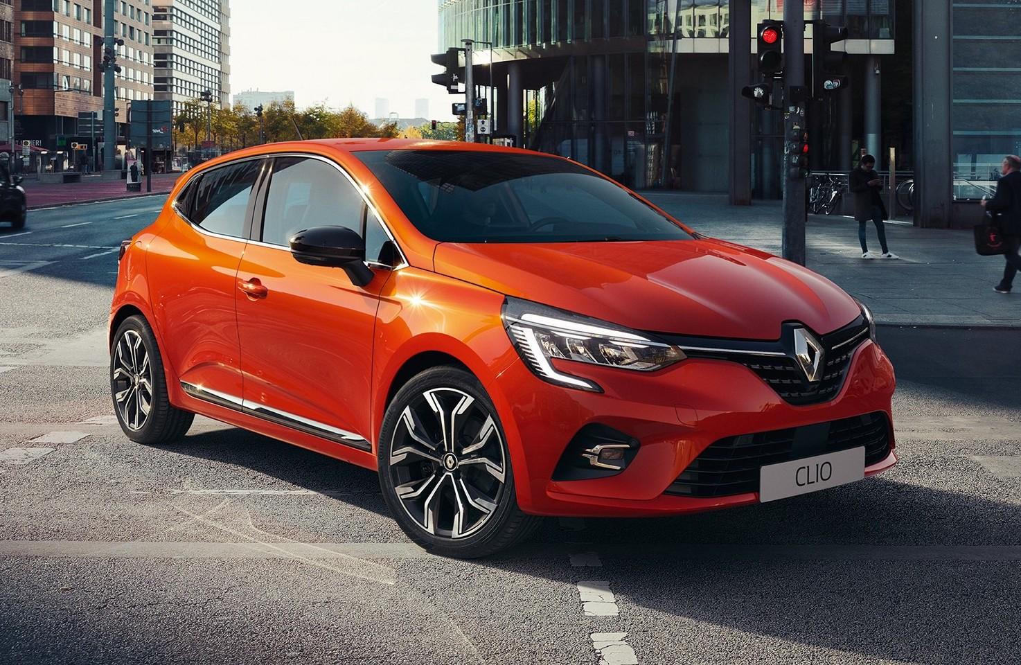 Renault Clio 2019 prezzi modelli, motori