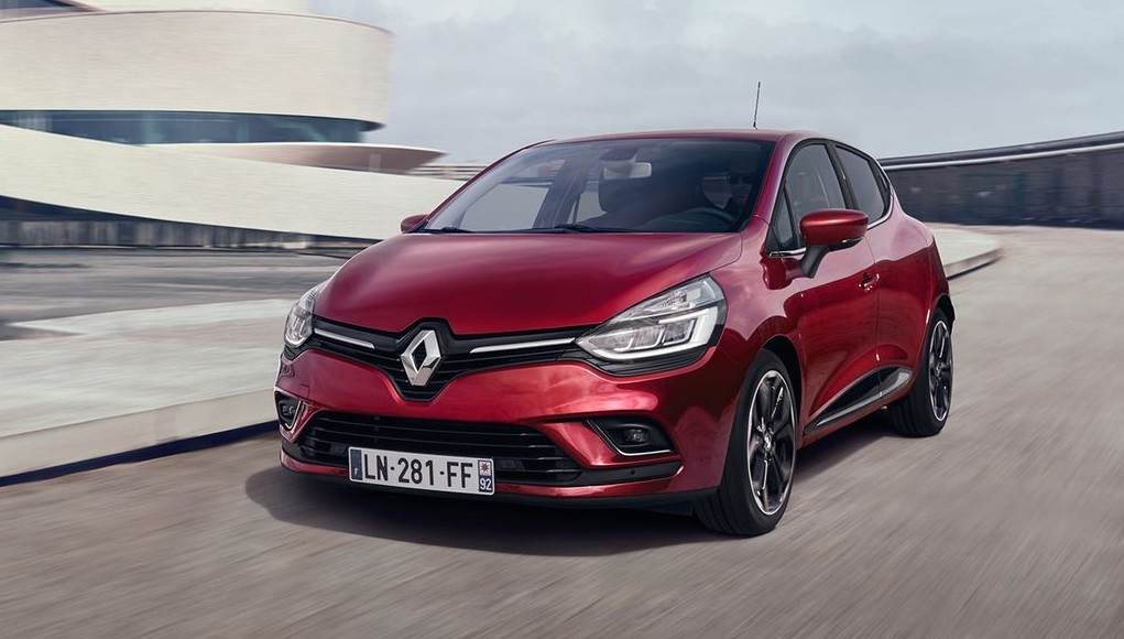Renault Clio 2019 nuova prova su strada