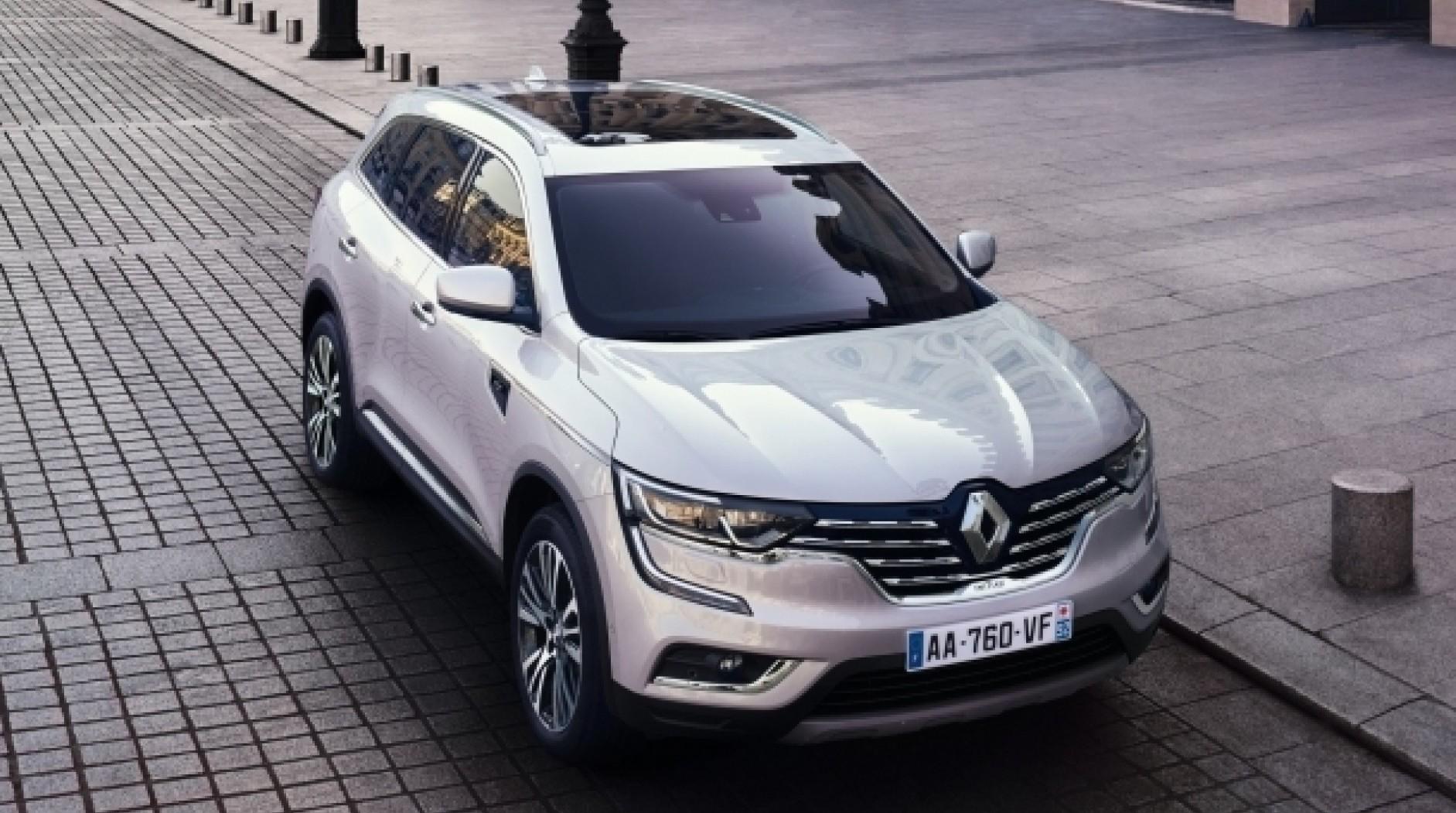 Renault Koleos 2019 prezzi listino, mode