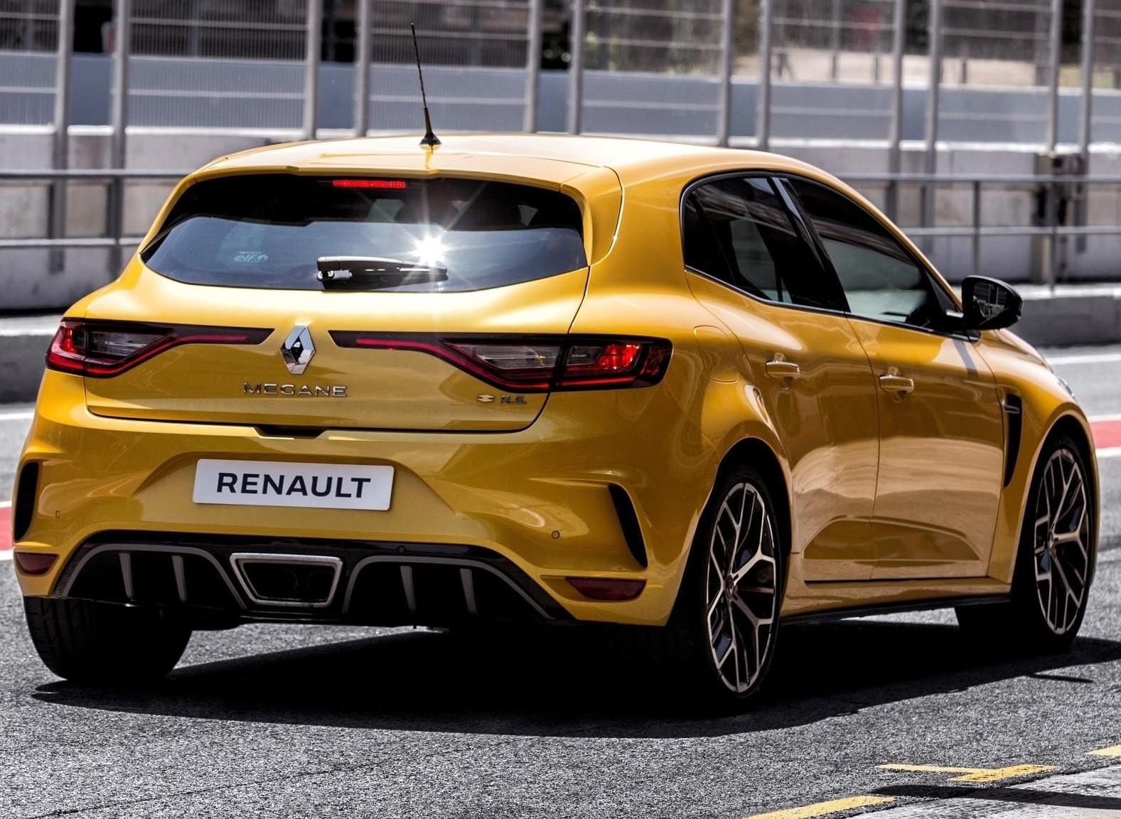 Renault Megane 2019 prezzi listino, mode