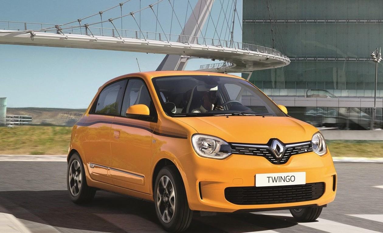 Renault Twingo 2019 perché conviene comp