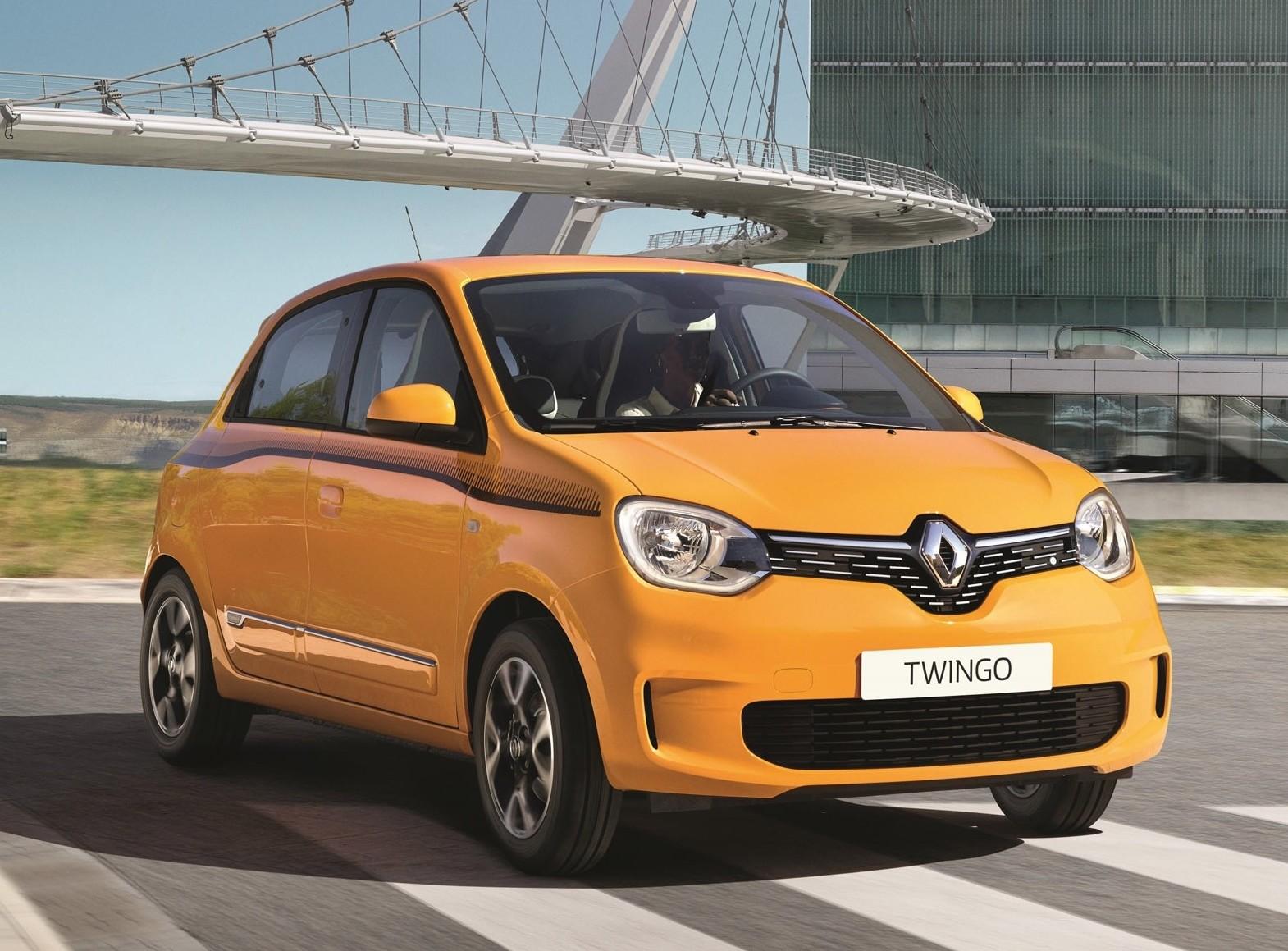 Renault Twingo 2019 prova su strada e te