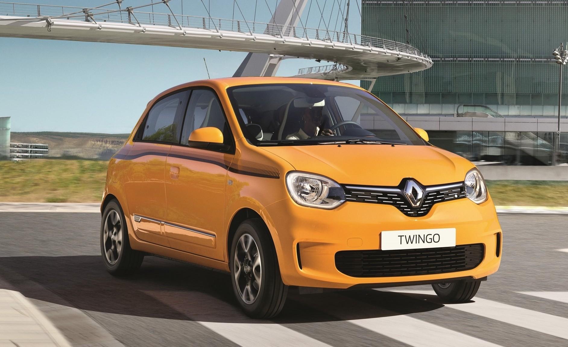 Renault Twingo 2019 recensioni e giudizi