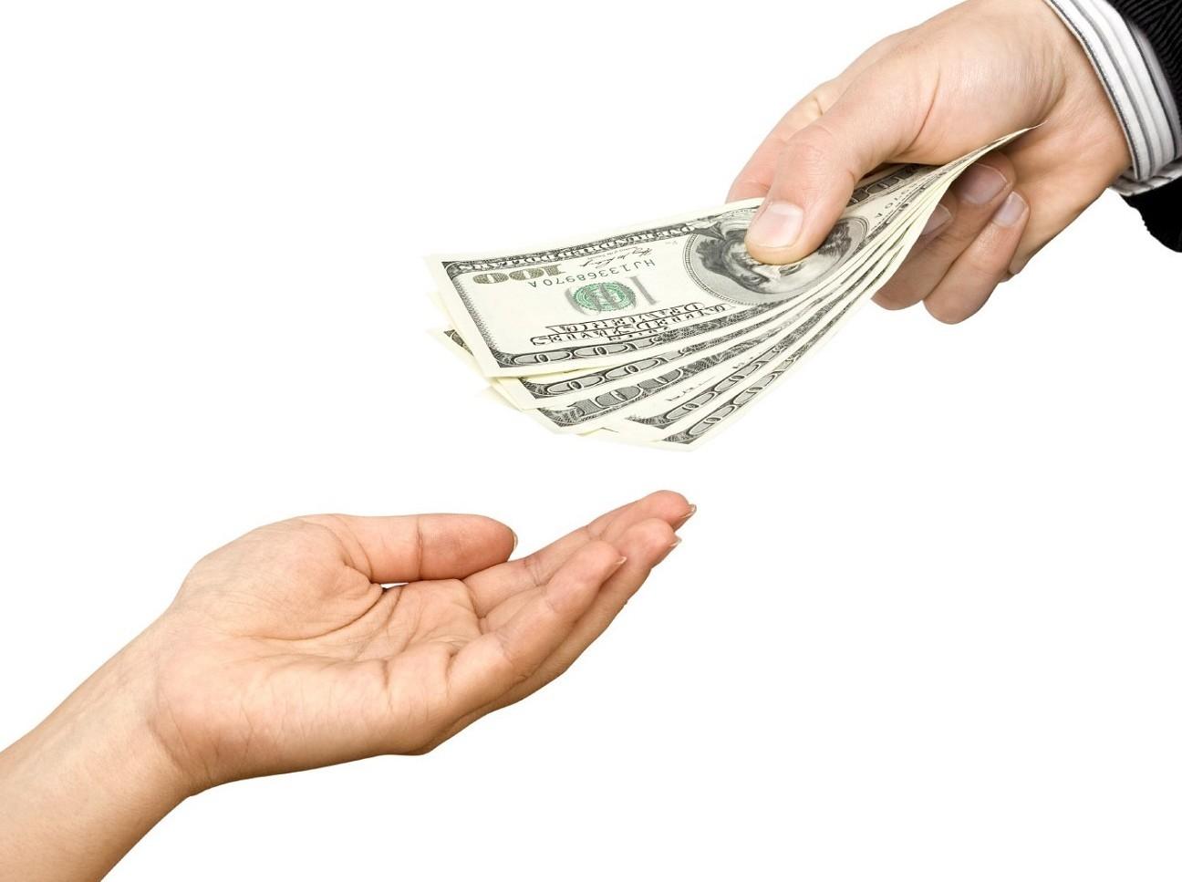 Rimborso Irpef in busta paga: 850-950 eu